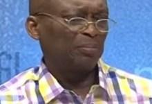 "Photo of Minority Leader overreacted to KON's ""papa no"" comment: Kweku Baako"
