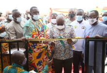 Photo of President Akufo-Addo commissions 75 greenhouses, EI Centre to boost vegetable farming