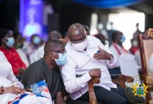 Photo of Bawumia rules out negotiation with Western Togoland rebels