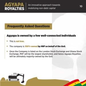 Agyapa Royalties explained 10