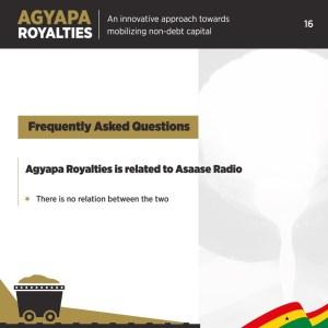 Agyapa Royalties explained 16