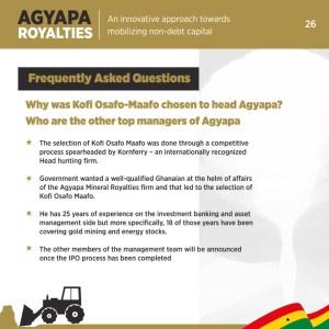 Agyapa Royalties explained 26