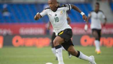 Photo of Andre Ayew maintained as Black Stars captain