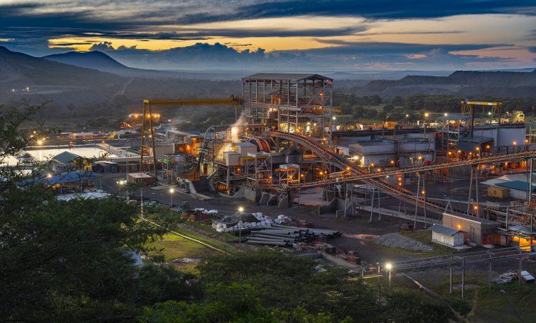 AngloGold Ashanti mine, South Africa