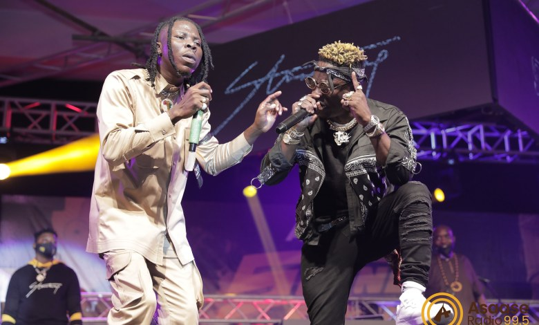 Asaase Sound Clash: Stonebwoy and Shatta