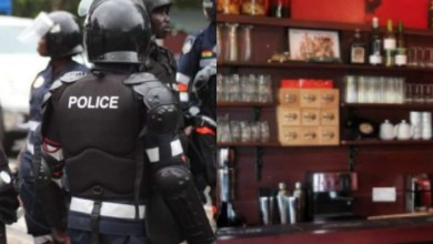 Photo of Police Service sacks 28 officers, some drunk on duty
