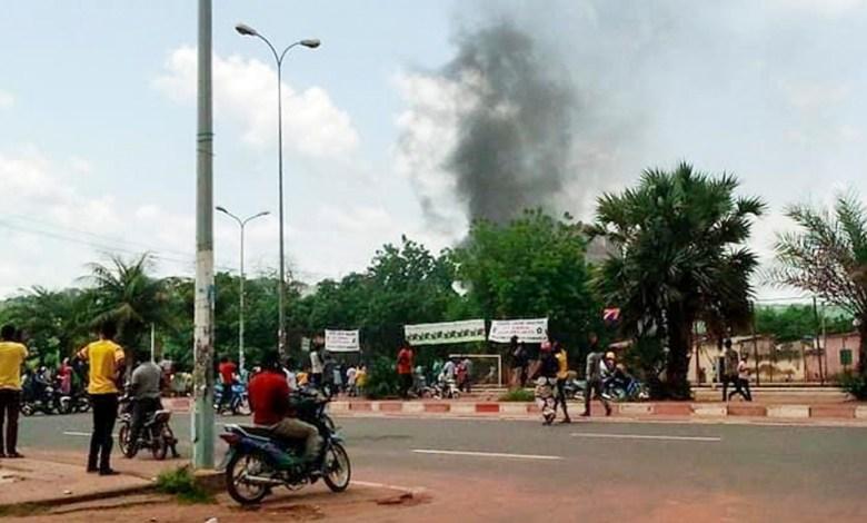 Mali protests