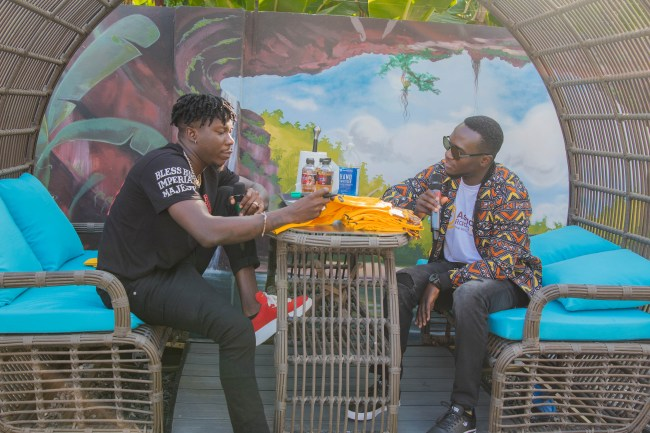Rush Hour with Stonebwoy and Elvis Crystal, 4.9-2020