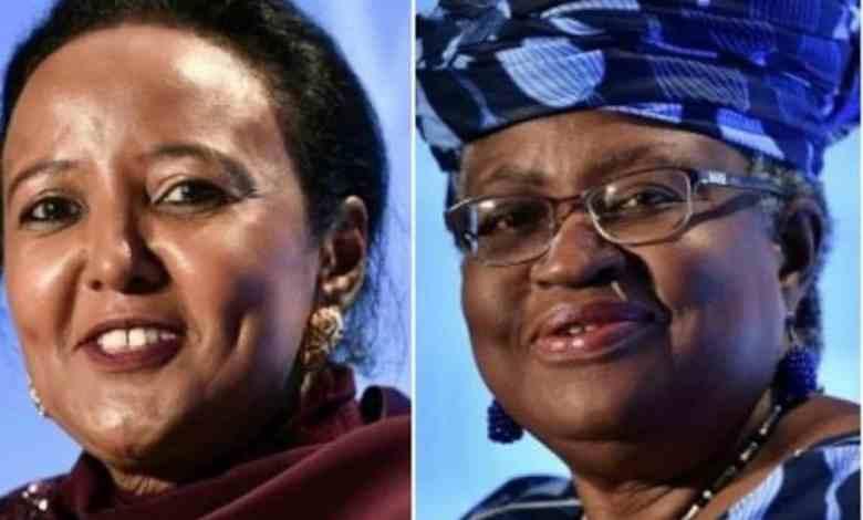 WTO leadership race