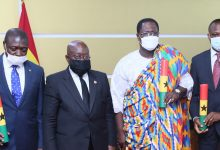 Photo of President Akufo-Addo appoints deputy AU permanent ambassador, two others