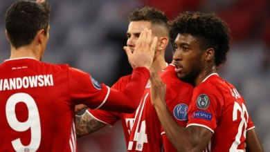 Photo of Champions League round-up: Liverpool pass acid test as Bayern Munich thrash Atlético Madrid