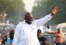 Election 2016 Akufo-Addo High-Five