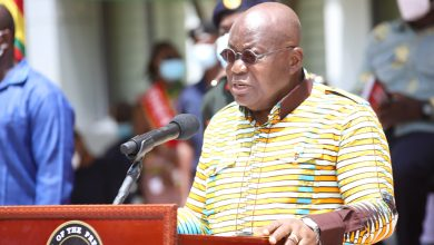 Photo of Commit to peaceful election process, Akufo-Addo urges parties and citizens
