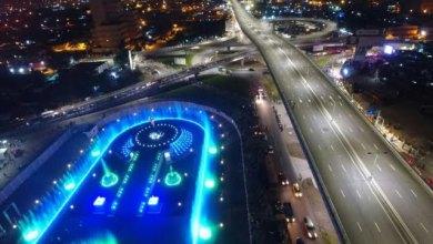 Ghana infrasturcture: Accra Dubai