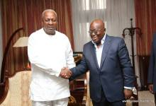 Photo of Election 2020: We'll tidy up your mess – Mahama tells Akufo-Addo