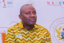 Dr Ibrahim Anyars, chief executive of NABCO