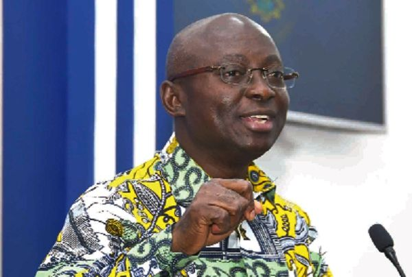Samuel Atta Akyea, Minister of Works and Housing