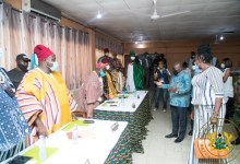 Akufo-Addo and dishonest ewes