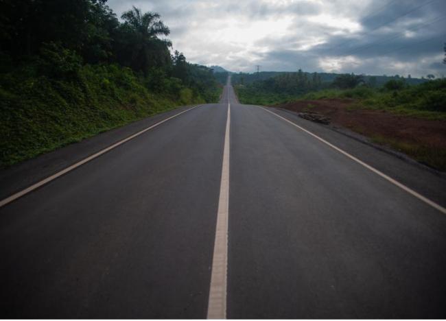 Tarkwa-Damang road