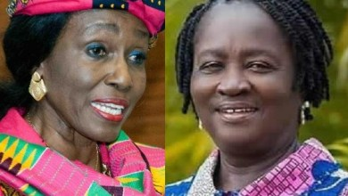 Photo of Naana Opoku-Agyemang said no to NDC in '92 because she was UP – Agyeman-Rawlings