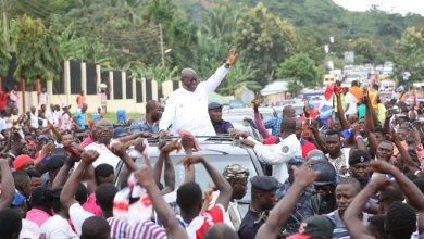 Photo of Akufo-Addo begins two-day tour of Greater Accra Region