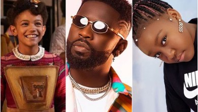 Photo of Bisa Kdei, two young Ghanaians star in Netflix's all-Black cast, 'Jingle Jangle'