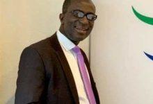 Fomena MP, Andrew Amoako Asiamah