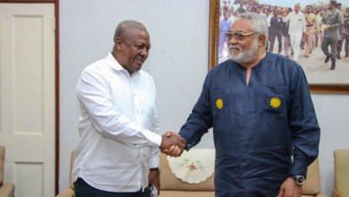 Photo of Election 2020: Rawlings was eager to see Mahama lose, says NDP