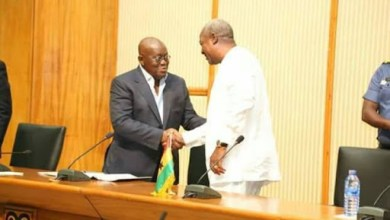 Photo of Withdraw Agyapa deal completely, Mahama to Akufo-Addo
