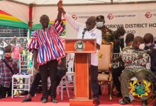 Photo of Don't be complacent, step out and vote, Akufo-Addo to supporters