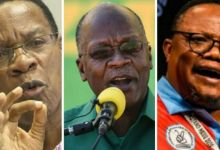 Photo of Tanzania opposition rejects presidential election result