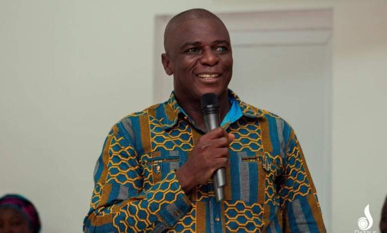 The District Chief Executive (DCE) for Wa West, Edward Laabiir Sabo
