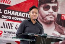 Photo of Disregard fake account soliciting donations for Rawlings funeral, says Zanetor
