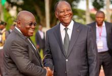 Akufo-Addo and Ouattara