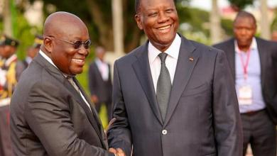 Akufo-Addo and Ouattara