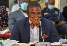 Dr Bernard Okoe Boye