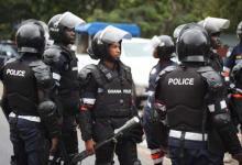 police say no to LGBTQI demonstration