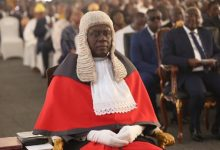 Chief Justice Kwasi Anin Yeboah