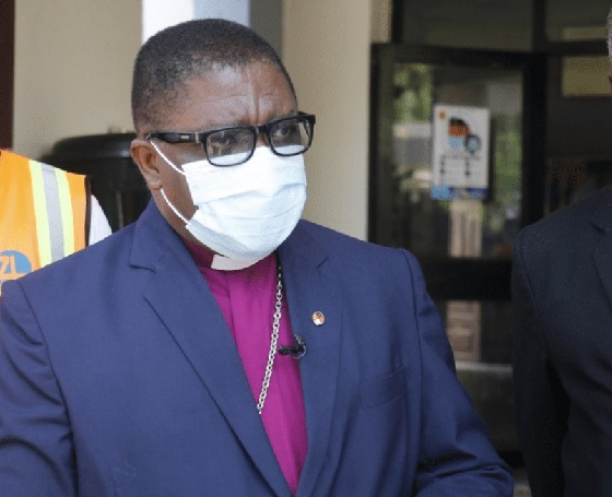 Most Rev Dr. Paul Kwabena Boafo
