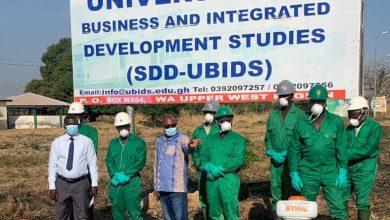 Simon Diedong Dombo University in Wa
