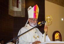 Archbishop Charles Palmer-Buckle