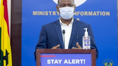 Dr Patrick Kuma-Aboagye on COVID