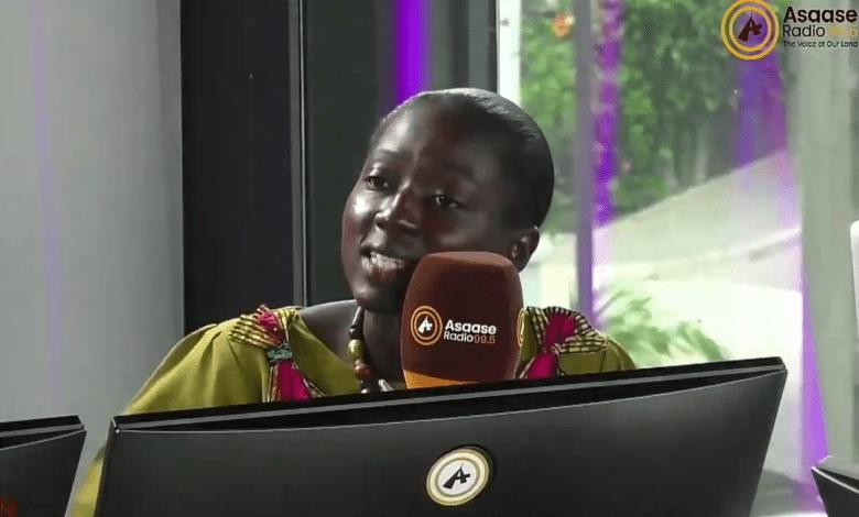 Director of the National Folklore Board, Nana Adjoa Adobea Asante