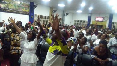 Church service Christian Council