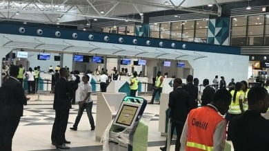 Kotoka International Airport KIA