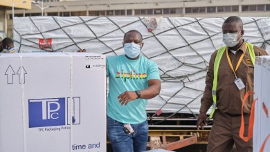 Zipline, UPS to deliver first COVID-19 vaccines to health facilities