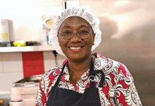 Jeanne Donkoh, founder and chief executive of Bioko Treats