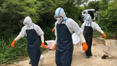 COVID-19 burial in Ghana