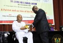 Dr Emmanuel Evans-Anfom