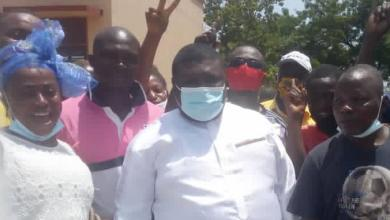 Techiman South NDC parliamentary candidate, Christopher Baasongti Beyere